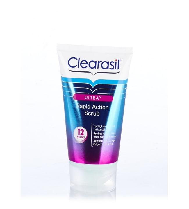 Clearasil Ultra 150 ml kuorintavoide