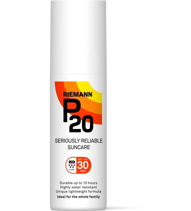 P20 Riemann  SPF30 100 ml aurinkosuojaspray