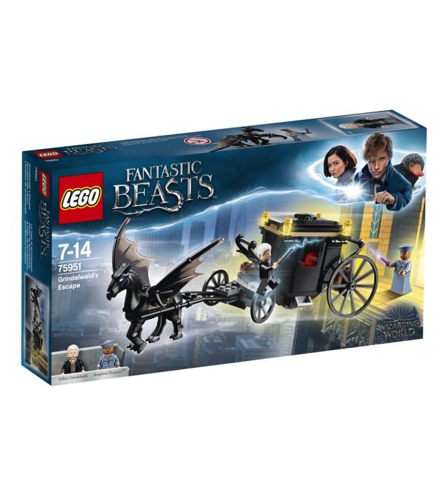 LEGO Harry Potter 75951 Grindelwaldin pako