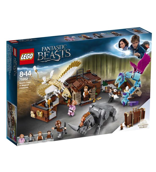 LEGO Harry Potter 75952 Liskon taianomaisten otusten tapaus