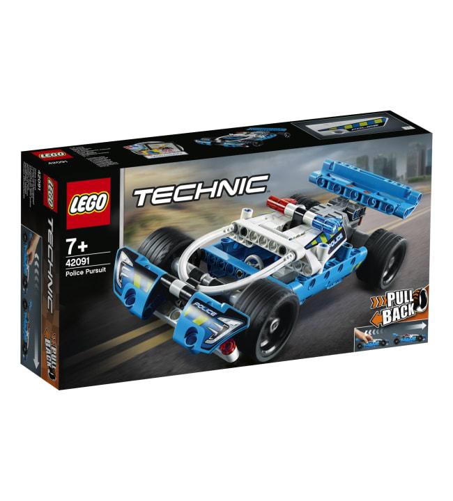 LEGO Technic 42091 Poliisin takaa-ajo