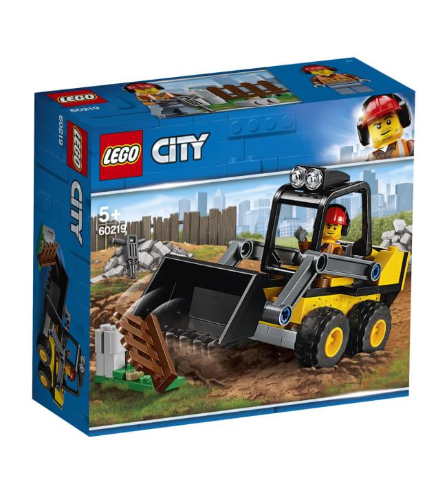 LEGO City 60219 Rakennuskuormaaja