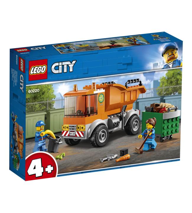 LEGO City 60220 Roska-auto