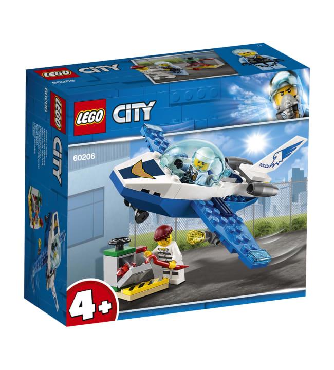 LEGO 60206 City Police Taivaspoliisin suihkaripartio