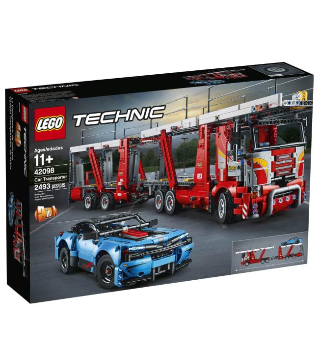 LEGO 42098 Technic Autonkuljetusauto