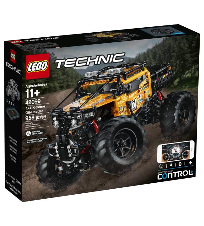 LEGO 42099 Technic Radio-ohjattava X-treme-maasturi