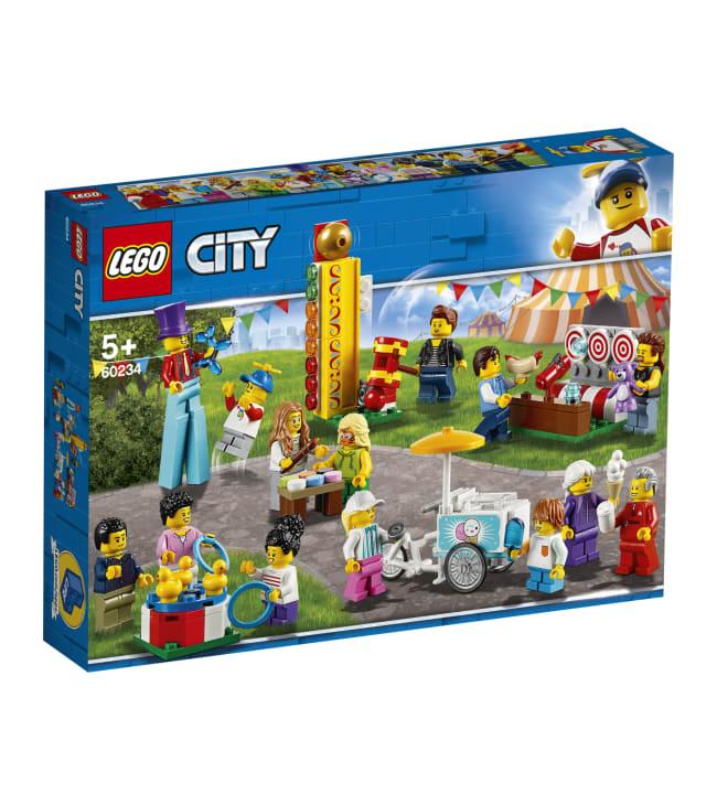 LEGO 60234 City Town Ihmiset – Huvipuisto