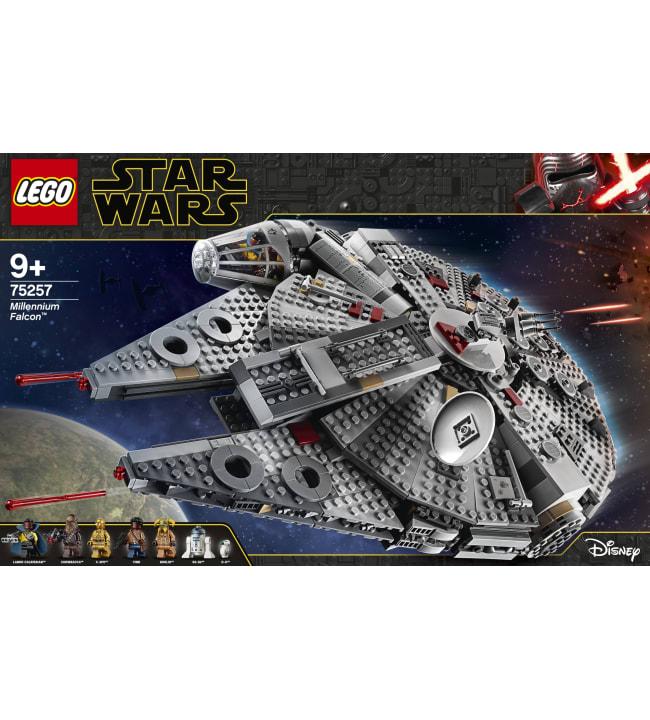 LEGO 75257 Star Wars Millennium Falcon