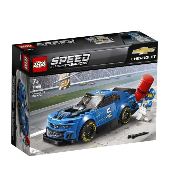 LEGO Speed Champions  75891 Chevrolet Camaro ZL1 -kilpa-auto