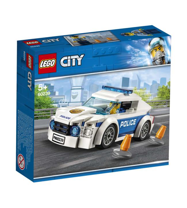LEGO 60239 City Police Poliisin partioauto