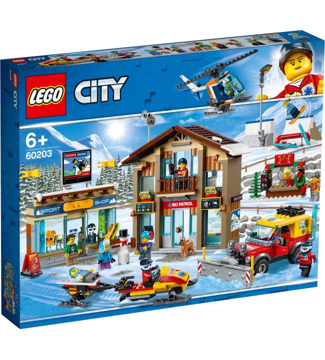 LEGO City Town 60203 Laskettelukeskus