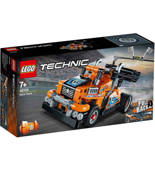LEGO Technic 42104 Kilpakuormuri