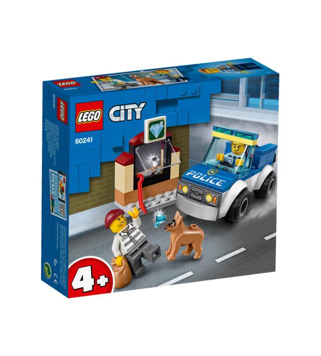 LEGO City Police 60241 Poliisikoirayksikkö
