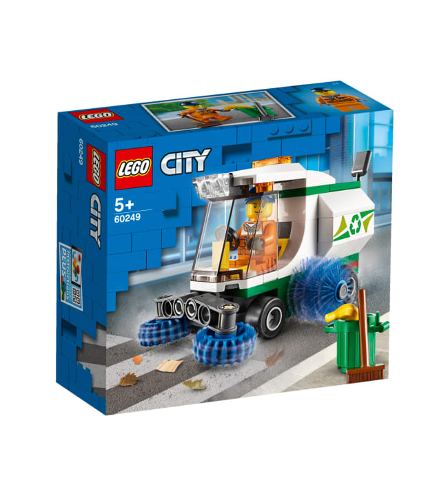 LEGO City Great Vehicles 60249 Kadunlakaisukone