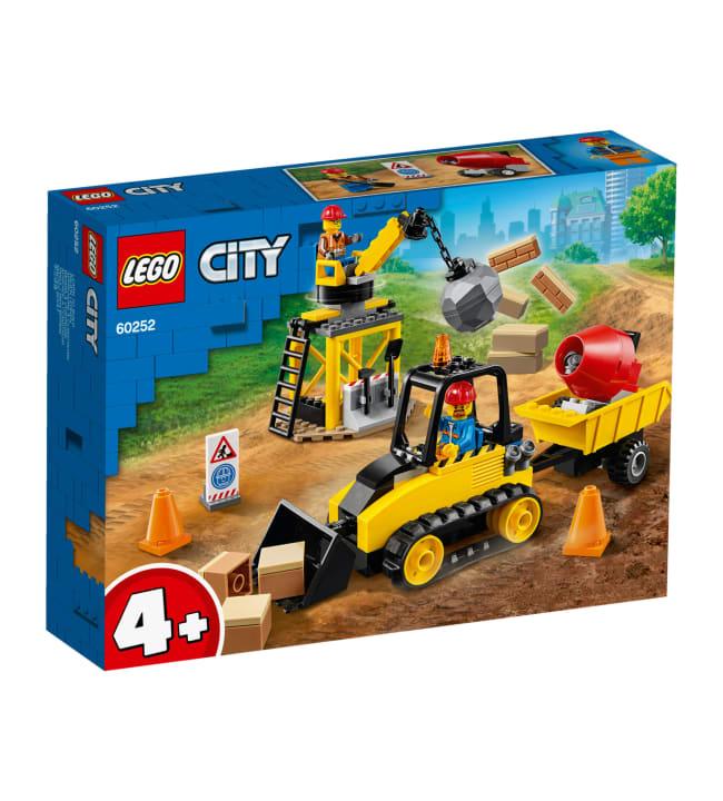 LEGO City Great Vehicles 60252 Raivaustraktori