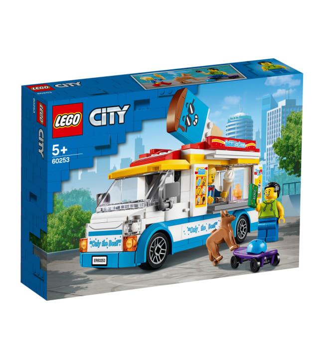LEGO City Great Vehicles 60253 Jäätelöauto