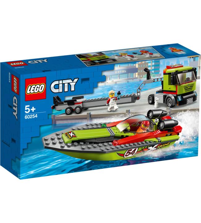 LEGO City Great Vehicles 60254 Kilpavenekuljetus