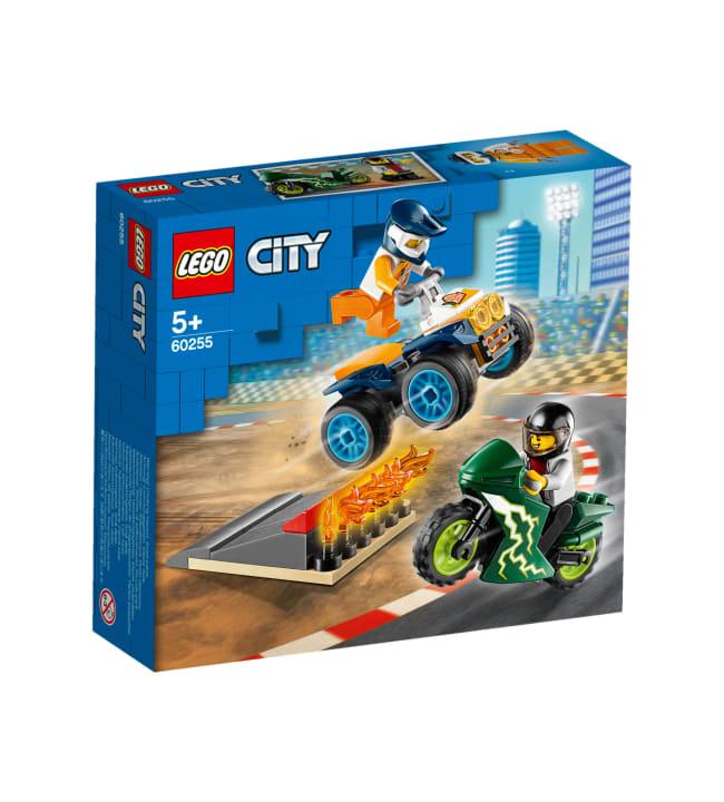 LEGO City Turbo Wheels 60255 Stunttitiimi