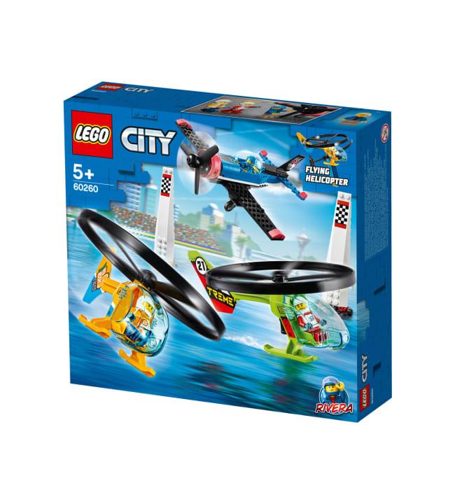 LEGO City Airport 60260 Lentokilpailu
