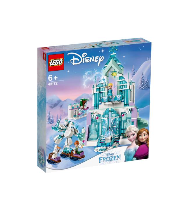 LEGO Disney Princess 43172 Elsan maaginen jääpalatsi