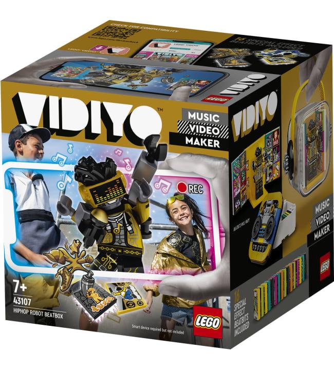 LEGO VIDIYO 43107 HipHop Robot BeatBox