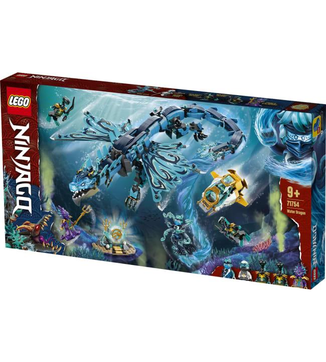 LEGO Ninjago 71754 Vesilohikäärme