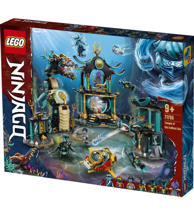 LEGO Ninjago 71755 Loputtoman meren temppeli