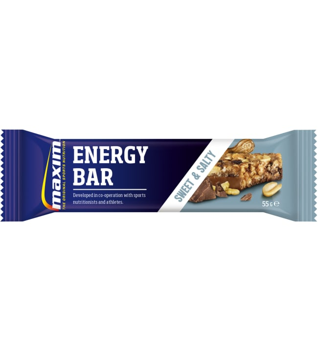 Maxim Energy Bar sweet & salty 55g energiapatukka