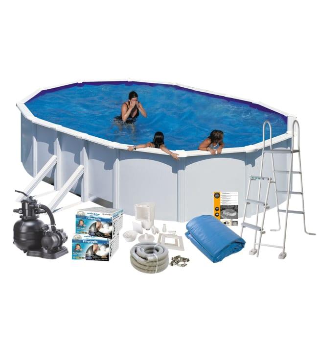 Swim & Fun Basic 120 uima-allaspaketti