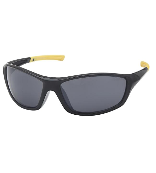 Impulse SUN3096 Sport mustat aurinkolasit