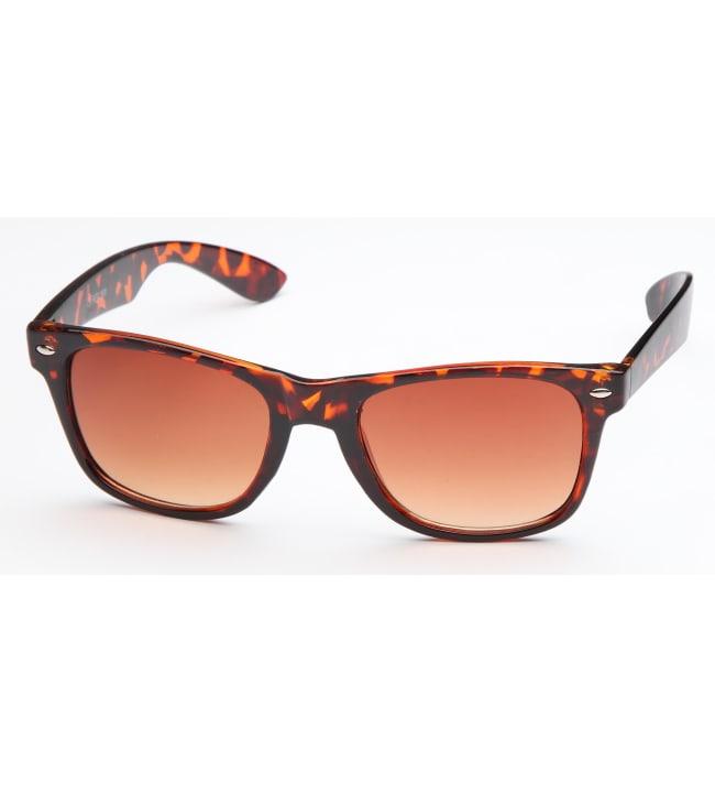Impulse POL2885 Polaroid unisex oranssimustat aurinkolasit