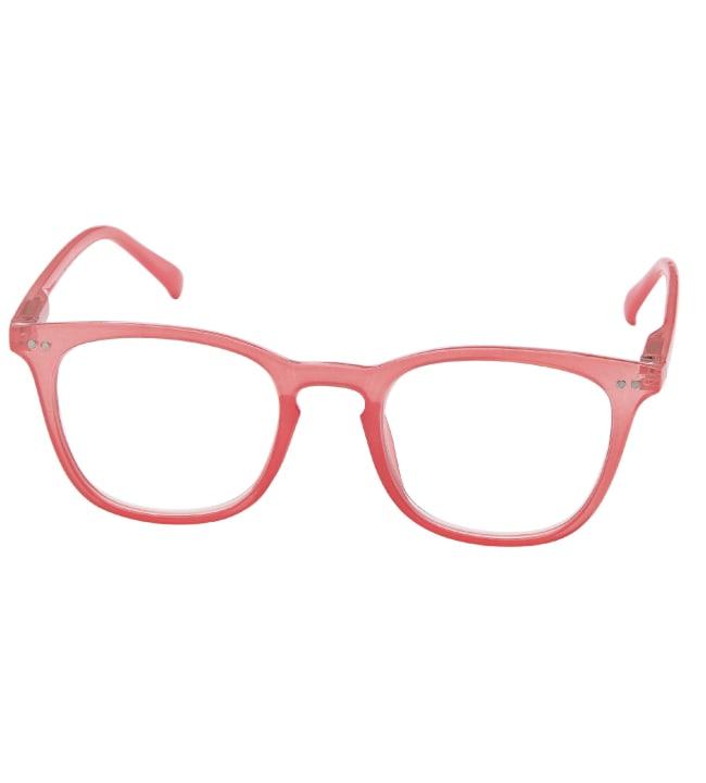 Impulse naisten punaiset vaaleanpunaiset lukulasit