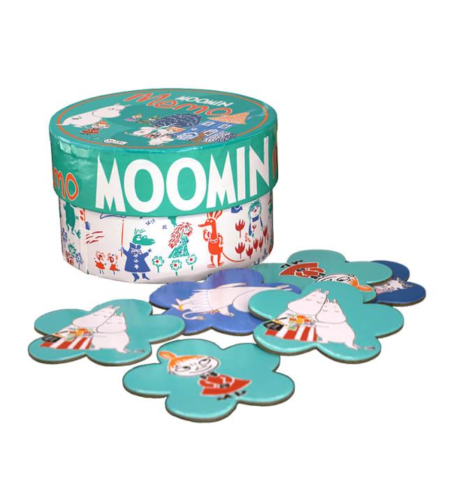 Moomin Muumi muistipeli