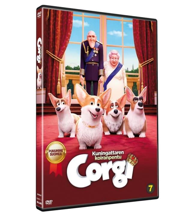 Corgi - Kuningattaren Koiranpentu