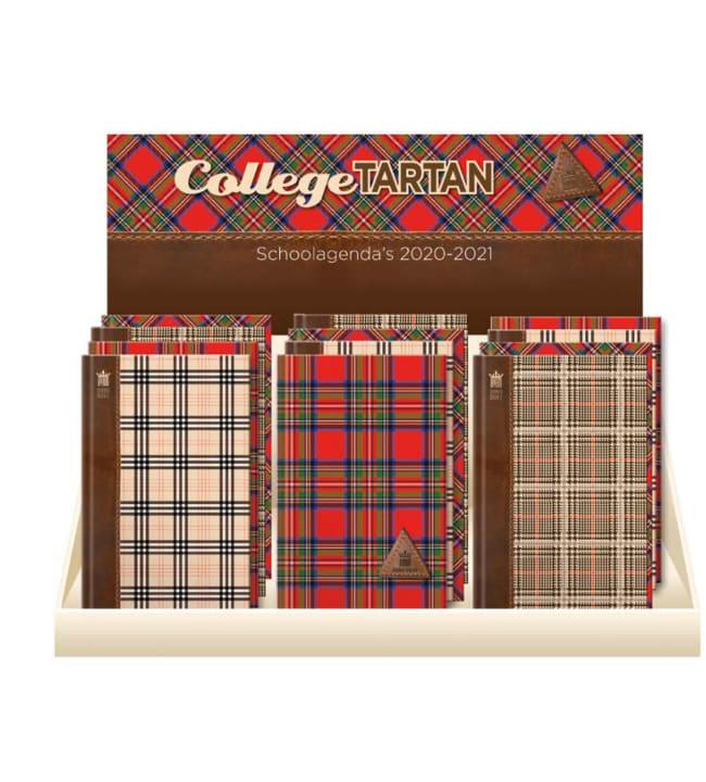 College 2020-2021 lukuvuosikalenteri