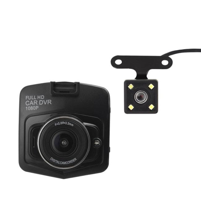 "Rawlink 2,4"" autokamera takakameralla"