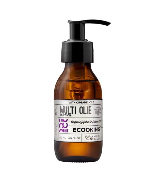 Ecooking Multi Oil 100 ml öljy