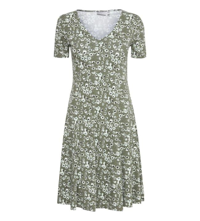 Fransa Dot naisten mekko