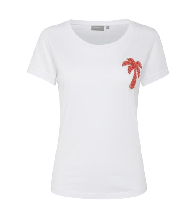 Fransa Organa naisten t-paita