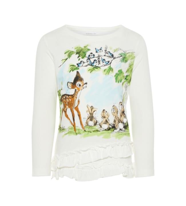 Name It Mini Bambi tyttöjen paita
