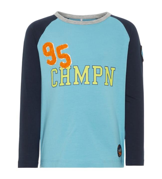 Name It Mini Antony poikien pitkähihainen t-paita