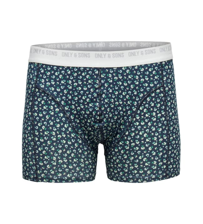 Only & Sons Nicolays 3 kpl miesten boxerit