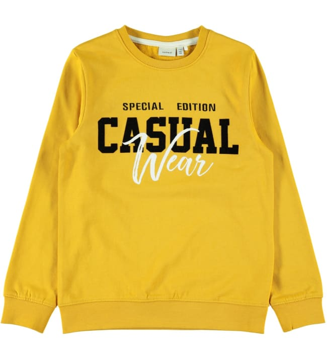 Name It Kids Opascal lasten collegepaita
