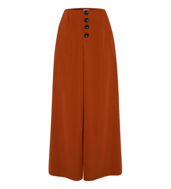 Fransa Sateen naisten housut