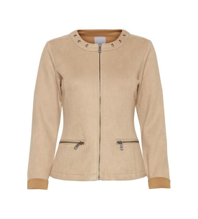 Fransa Suede naisten takki