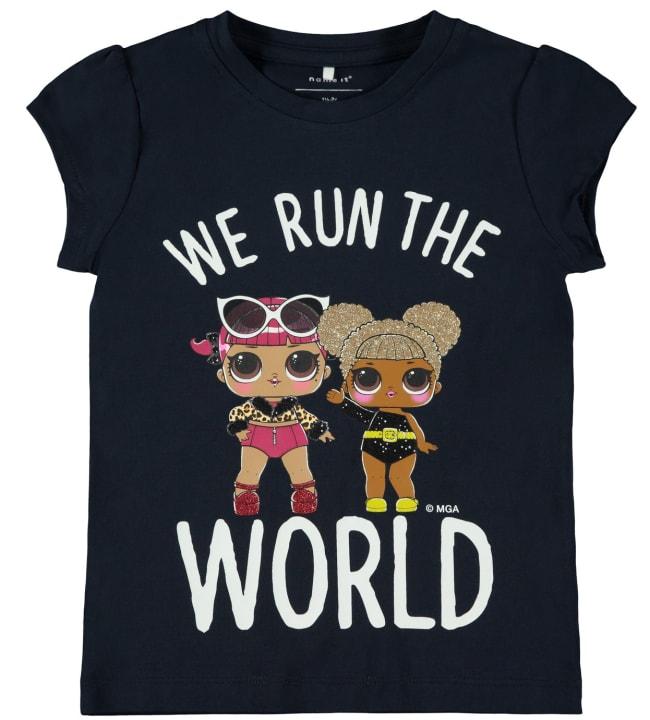 Name It Mini Finola tyttöjen t-paita