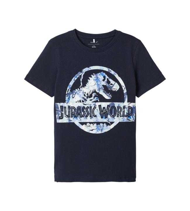 Name It Kids Jurassic lasten t-paita