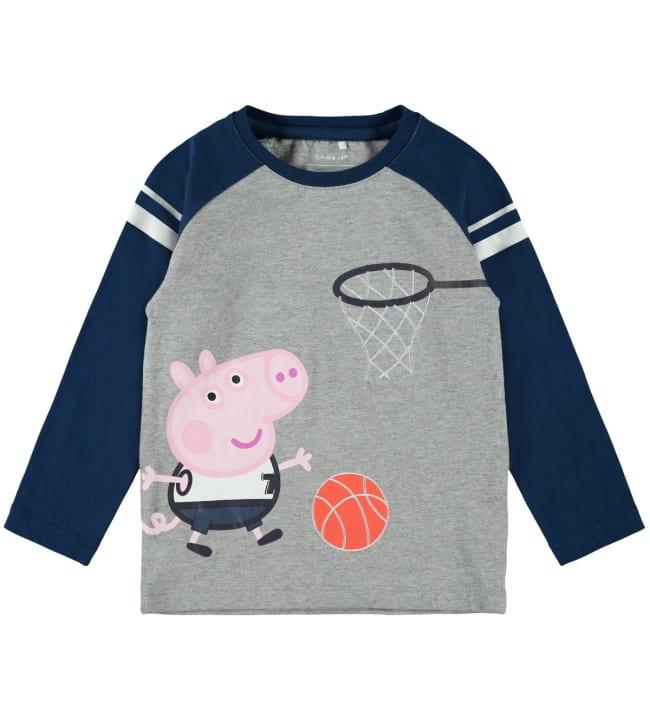 Name It Mini Peppapig lasten paita