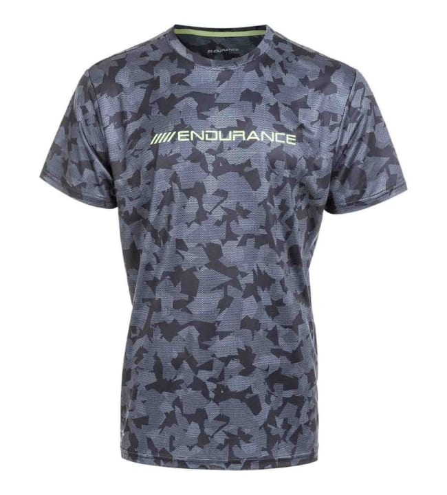 Endurance Dien miesten treeni t-paita