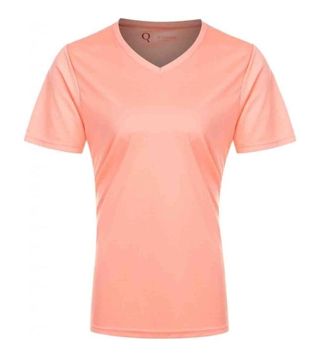 Endurance Q Annabelle naisten treeni t-paita D-mitoituksella